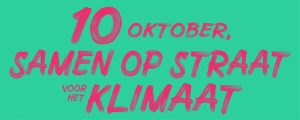 Samen op straat voor het klimaat!